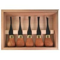 Flexcut Beginners Palm Chisel Set - Choice of Models